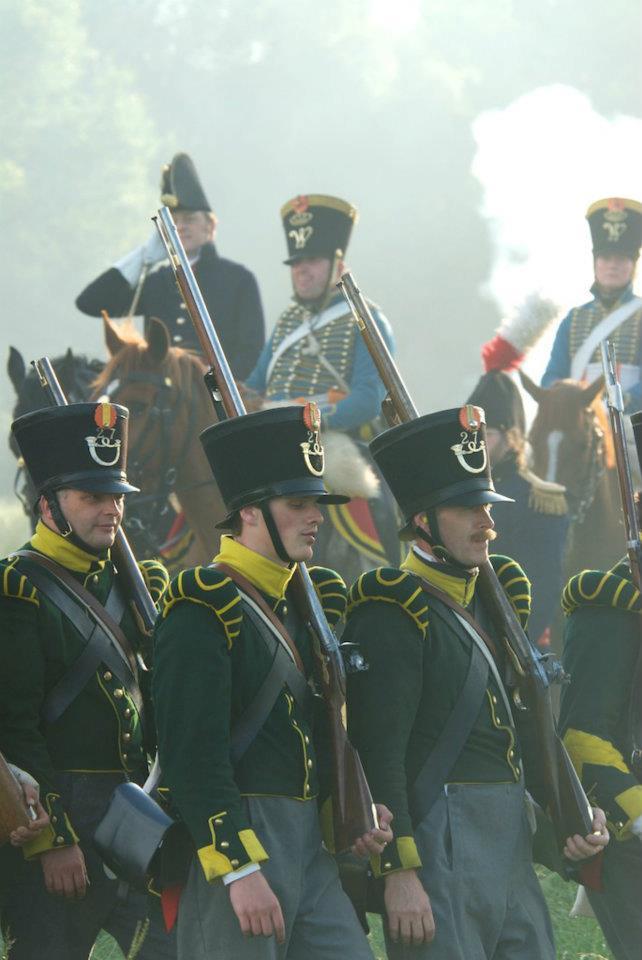 27e bataljon Jagers, 6e comp. Flankeurs