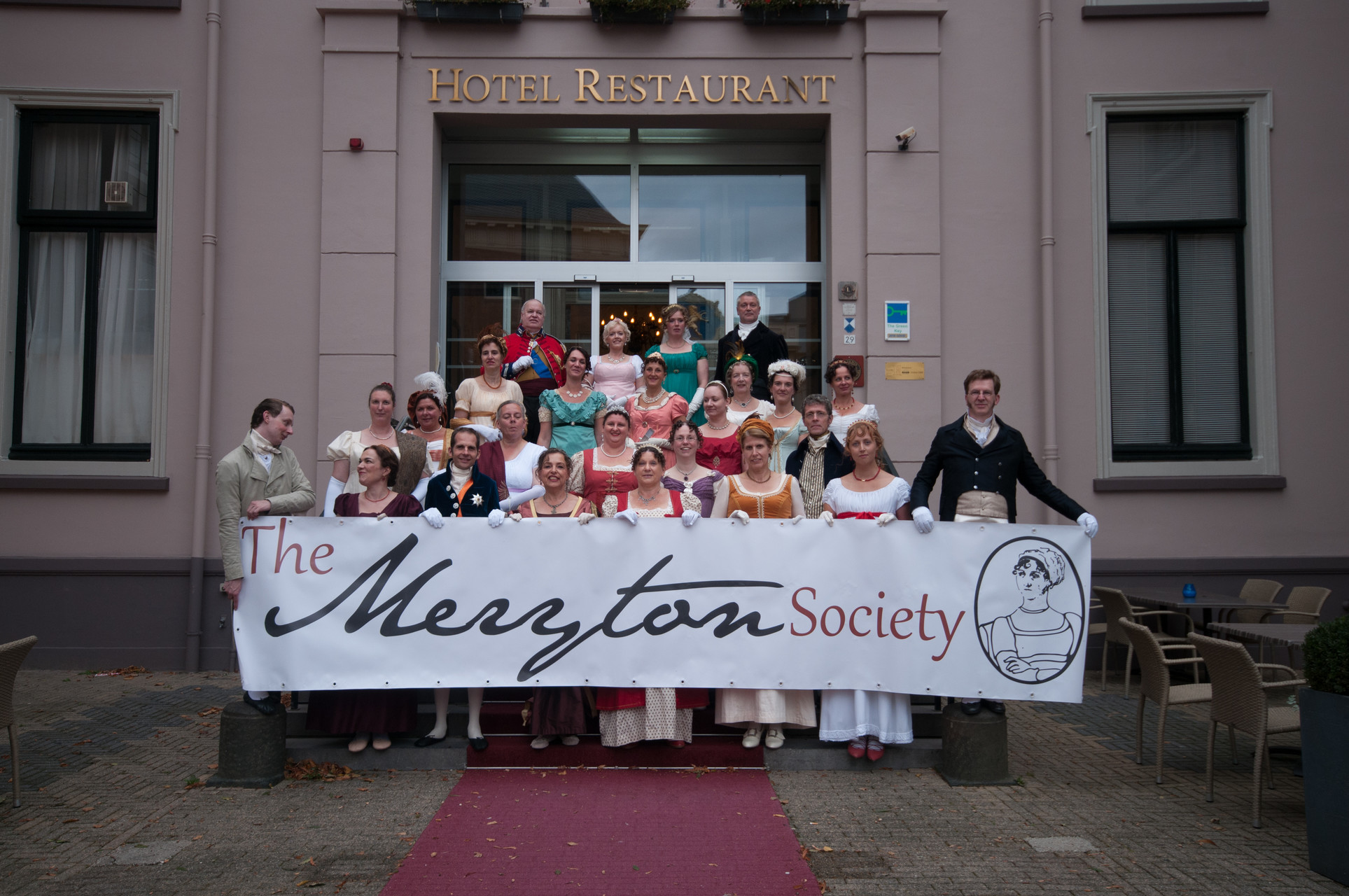 The Meryton Society